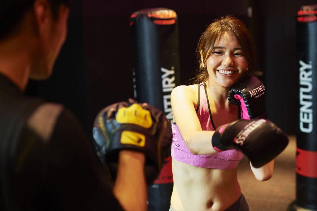 女性専用キックボクシングジム ミットネスとは