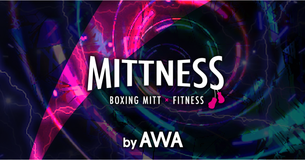 AWA × MITTNESS!音楽ストリーミングサービスのAWAとのコラボ!