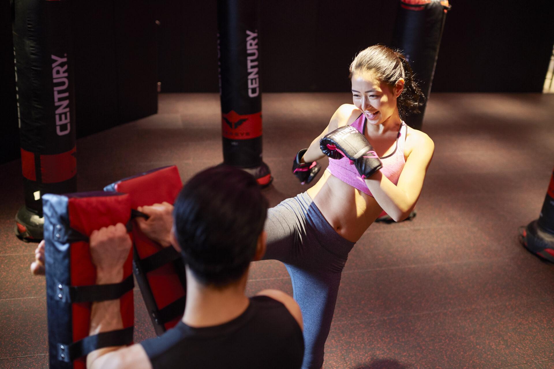 女性にキックボクシングがおすすめな理由